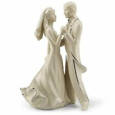 Lenox Wedding Promises First Dance Fine China Cake Topper OUT OF BOX