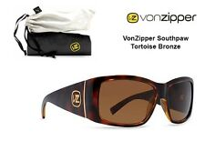 Authentic VZ Von Zipper Southpaw Tortoise Gloss Sunglasses. RRP $179.99. NIB.