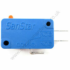 San Star Long Life Responsive Arcade Push Button Microswitch