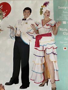 Pony Express I LOVE LUCY Carmen Miranda and Ricky Babalu Costumes