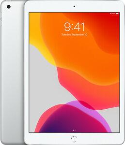 Apple iPad 7. Gen (2019) 32GB (A2197) WiFi silver silber Neuwertig von Händler