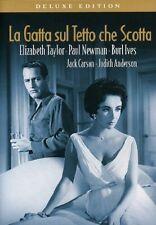 La Gatta Sul Tetto Che Scotta (1958) DVD Deluxe Edition