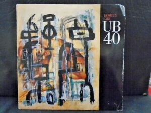 """UB40 """" HOMELY GIRL  """" EX+ COND.IN  PIC SL."""