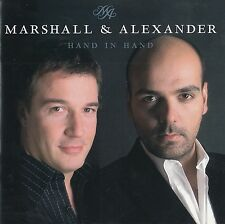 MARSHALL & ALEXANDER : HAND IN HAND / CD - TOP-ZUSTAND