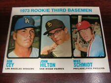 1973 Topps Mike Schmidt #615 REPRINT Rookie Card-PHILLIES