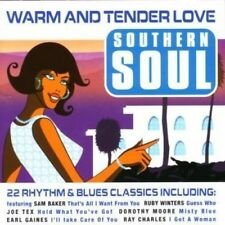Southern Soul-Warm and tender love Ann Sexton, Big John Hamilton, Bobby B.. [CD]