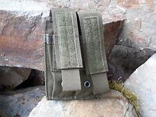Blackhawk Magazine pouch pistol Double bolsa transporte doble verde oliva US Army ejército