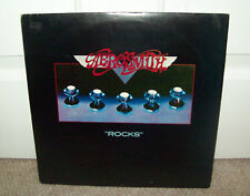 "AEROSMITH - ROCKS 12"" Vinyl LP"