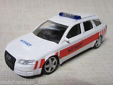 Mondo MOTORS ® MODELLO DI AUTO AUDI a4 pronto soccorso/ambulanza merce nuova in scatola originale 1:43