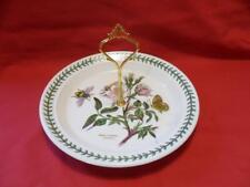 Portmeirion, Botanic Garden, Cake Plate - Dog Rose
