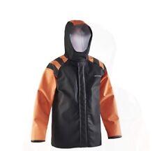 Grundens Balder 320 ZIP Jacket m lluvia chaqueta Rubber rainjacket enceradas goma