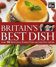 """AS NEW"" Britain's Best Dish, Dk Publishing, Book"