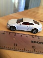 HOT WHEELS 2012 NEW MODEL BENTLEY CONTINENTAL SUPERSPORTS WHITE