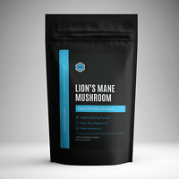 Lions Mane Mushroom Powder (60g) High Quality Organic Extract - Nootropic Source