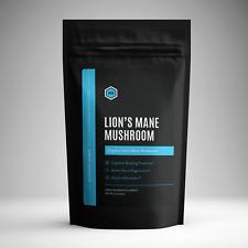 Lions Mane Mushroom Powder (60g) High Quality Organic Extract - Nootropic Source