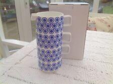 Hokolo Retro Style  4 piece Tea Set Blue ( No Box Sleeve)