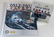 Panini ADRENALYN XL CHAMPIONS LEAGUE 2012/2013 12/13 - DISPLAY BOX + BINDER