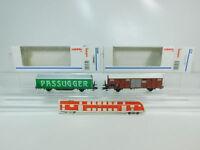 BP599-0,5# 2x Märklin H0/AC Güterwagen SBB-CFF NEM KK: 4727 + 48341, NEUW+OVP