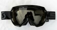 $120 Scott Mens Notice OTG Over The Glasses Black Grey Ski Goggles NL-45 Lens