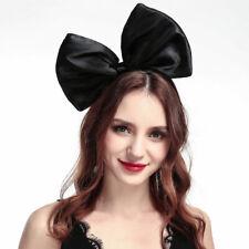 Women Girls Fashion Big Bow Headband Hair Band Hair Accessories