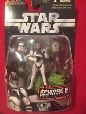 Star Wars Action Figure Return Of The JEDI Great Battles AT-TE TANK GUNNER NIP