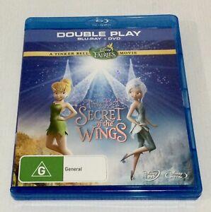 Secret Of The Wings Blu-ray + DVD 2-Disc Set