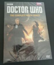 DOCTOR WHO The Complete Ninth Series 5 Disc DVD Set 2016 New FREE SHIPPING