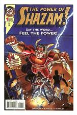 THE POWER OF SHAZAM 1 (NM+)   FEATURING CAPTAIN MARVEL (FREE SHIPPING)*