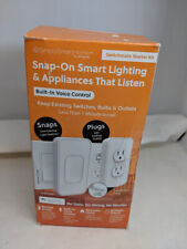 Switchmate for Rocker Style Light Switches by SimplySmartHome SnapOn Smart Light