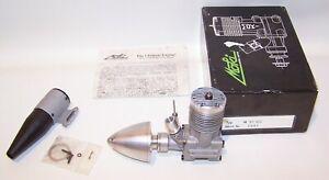 NIB (Made In Hungary) Moki .51 Nitro Control Line Racing Model  Airplane Engine