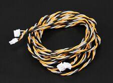 JR & Spektrum Satellite Receiver Extension Wire 60 & 90cm Orangerx
