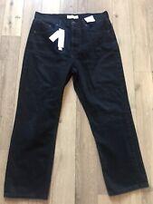BNWT Topshop Black Editor Jeans W32 L30 (a)