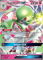 Gardevoir GX 93/147 SM Burning Shadows Ultra Rare Holo Pokemon Card NEAR MINT TC