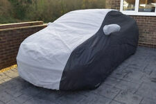 Jaguar XJ S2 (1973–79) Outdoor Tailored, Breathable CUSTOM Car Cover -Black/Grey