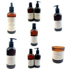 Pecksniffs Aromatherapy  Body Lotion ,Bath Soak DeStress Detox Deep Sleep candle