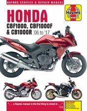 Revistas, manuales y catálogos de motor haynes Honda