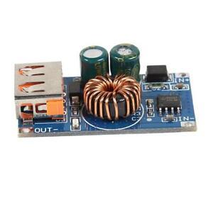 / Lot USB QC3.0 Dc Buck Konverter Laden Abwärts Modul Schnell Charge Kreislauf