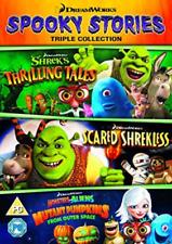 DreamWorks Spooky Stories Collection (scared Shrekless Shreks Region 2