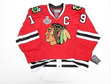 53cdaad243b TOEWS CHICAGO BLACKHAWKS HOME 2013 STANLEY CUP FINAL REEBOK EDGE 2.0 7287  JERSEY