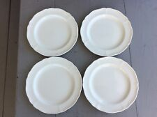Wedgwood Queens Shape Bread and Butter Plates Set of 4