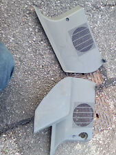 bmw e36 328 convertible grey front speaker plastic trims