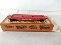 TYCO Great Northern Flat Bed Railroad Car HO Scale