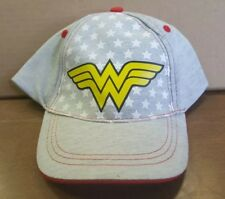 Wonder Woman Girls Baseball Hat Cap DC Comics