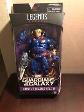 Marvel Legends Guardians of the Galaxy Marvel`s Death`s Head`s II Figure Mantis
