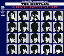 THE BEATLES / A HARD DAY'S NIGHT AUDIOPHILE Master 1xCD+1DVDaudio