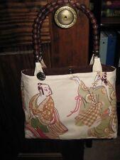 Crabbie Bag Atlanta......Asia Style Purse Handbag Small Tote
