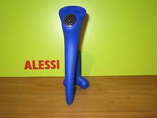 ALESSI *NEW* Presse-ail bleu H.18cm
