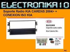 MARCO Soporte Radio KIA CARENS 2004> + CONEXION ISO KIA