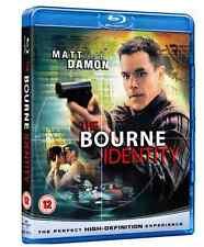 BLU RAY IMPORT ANGLAIS avec VF Bourne Identity Matt Damon Comme neuf !