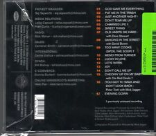 """MICK JAGGER """"the very best of  MICK JAGGER"""" 17 Track US PROMO  CD"""